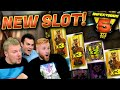 Infectious WIN on NEW SLOT! (Infectious 5)