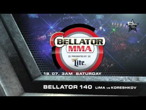 Bellator 140 - Lima vs. Koreshkov