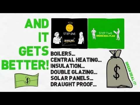 Green Deal - The Green Deal