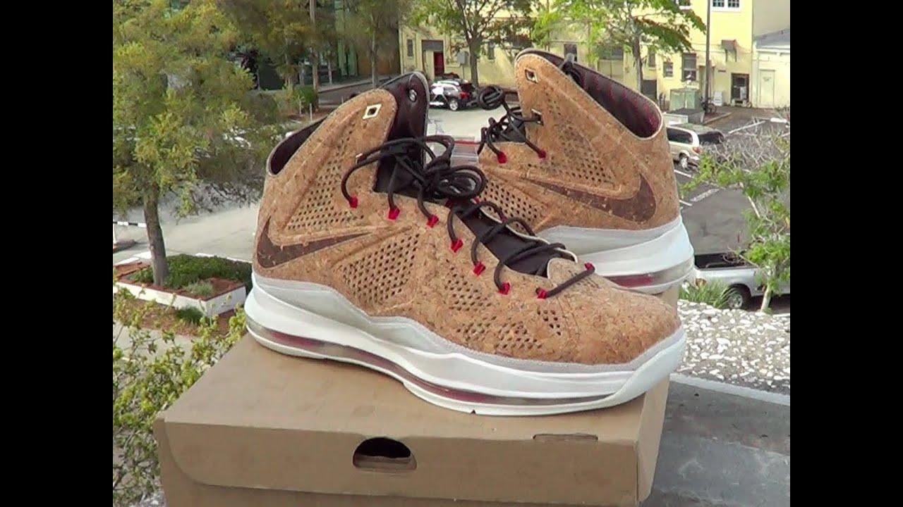 a9056b43c8a Nike Lebron 10 (X)