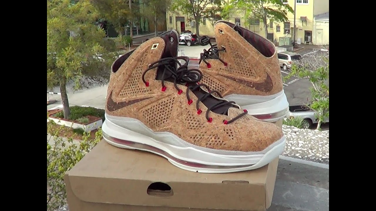 more photos 10beb 6274b Nike Lebron 10 (X)
