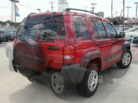 Used 2003 Jeep Liberty San Antonio TX 78217
