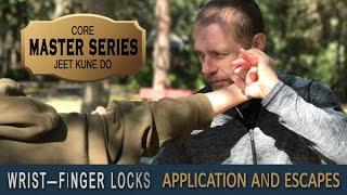 Wrist Lock Escapes Video - Master Series Core JKD