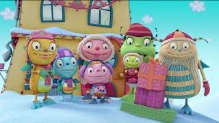 Сборник l Новый Год и Рождество с любимыми героями l Мультфильмы Disney для детей