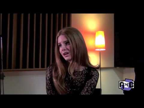 Lana Del Rey Exclusive Interview by Rnbjunk (full)