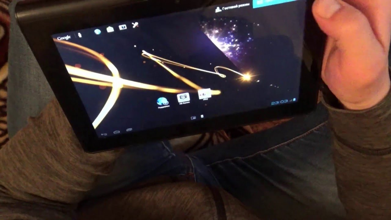 Как Прошить Sony Tablet S ~ IPSILLON RU