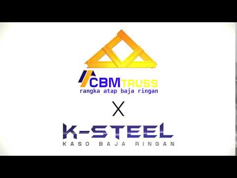 Baja Ringan K Steel Bajaringan Cbmtruss Ksteel Youtube