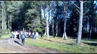 Saída ao Iroite do IES Leliadoura. Outono 2010.