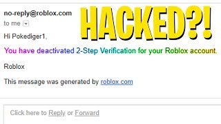 My Roblox Account has been BREACHED.. thumbnail