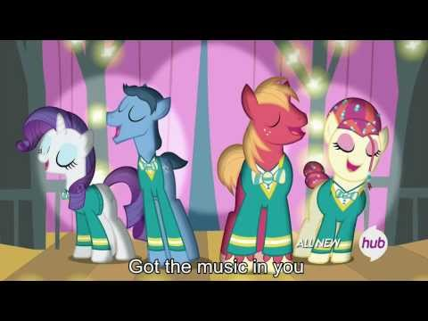 Find the Music in You [ With Lyrics ] - My Little Pony : Friendship is Magic Song