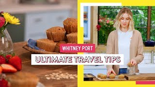 4 Hacks That'll Change The Way You Travel | Whitney Port