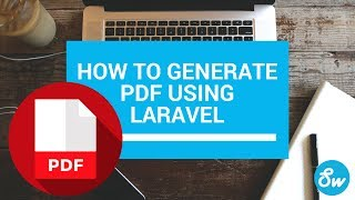 Laravel - How to generate PDF and download PDF from blade template