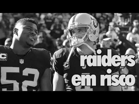 TNF: Momento de decisão para o Oakland Raiders na temporada