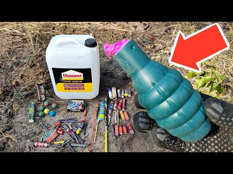 🔥BIG FIRECRACKERS + CANISTER⛽️💣💥