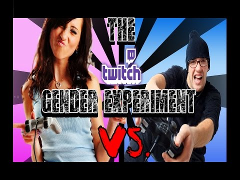 The Twitch Streamer Gender Experiment RESULTS