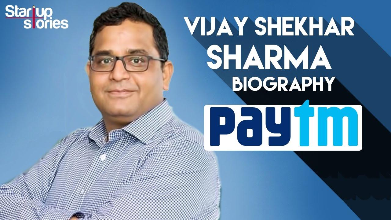 Vijay Shekhar Sharma Biography | Paytm Founder Success Story | Startup Stories