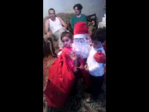 Дед мороз по Армянски