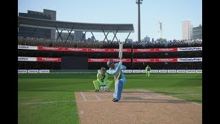 Ashes Cricket 2018 PC Gameplay in 4K 60 fps