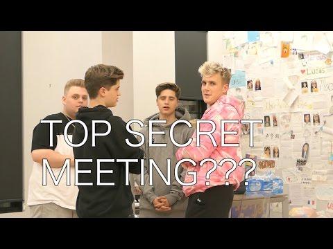 SECRET MEETINGS!!!
