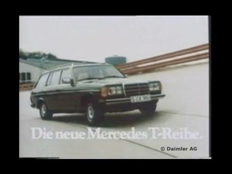 Mercedes-Benz T-Modell, S123, W123 Transport & Touristik 1977