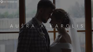 Aušra x Karolis | vestuvės