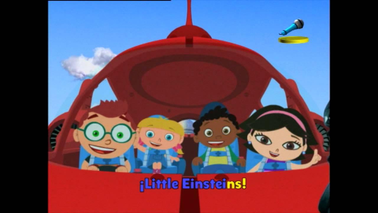 Disney Junior Espaa  Canta con Disney Junior Little Einsteins