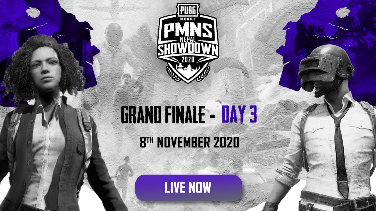 Finals | Day 3 | PUBG Mobile Nepal Showdown 2020
