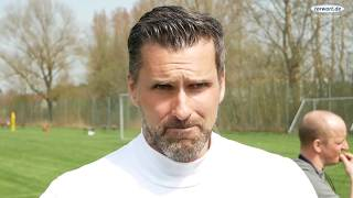 Interview mit Marc Ziegler (DFB-Torwartkoordinator) | DFB Torwart-Elite-Camp 2018
