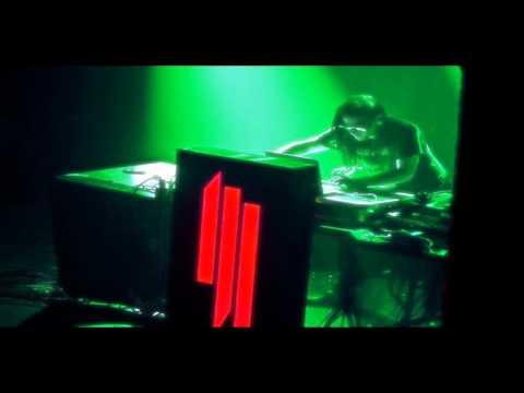 Sonny Moore - Turmoil (Skrillex Remix) HIGH QUALITY CLIP! NEW!