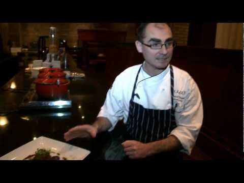 Interview with David Flegel, Esecutive Chef, Hyatt Regency Calgary and Thomsons Restaurant