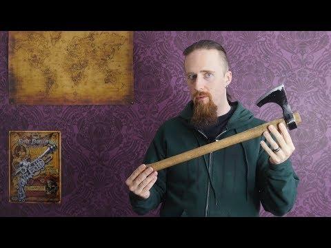 Review: Arms & Armor Nordland Axe (Viking Skjeggøks)