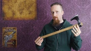 Review: Arms & Armor Nordland Axe (Viking Skjeggøks)