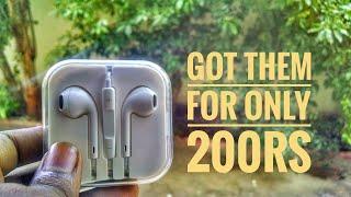 Apple earphones|cheap|Amazon