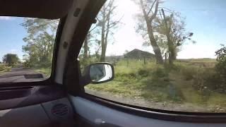 Nawałnica 11 sierpnia 2017 miejscowość HUTA