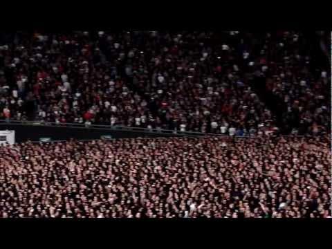 Pearl Jam  Crowd PublicoBetter Man Nov 13, 2011