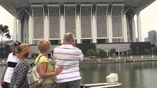 Cruise Tasik Putrajaya : Putrajaya, Malaysia