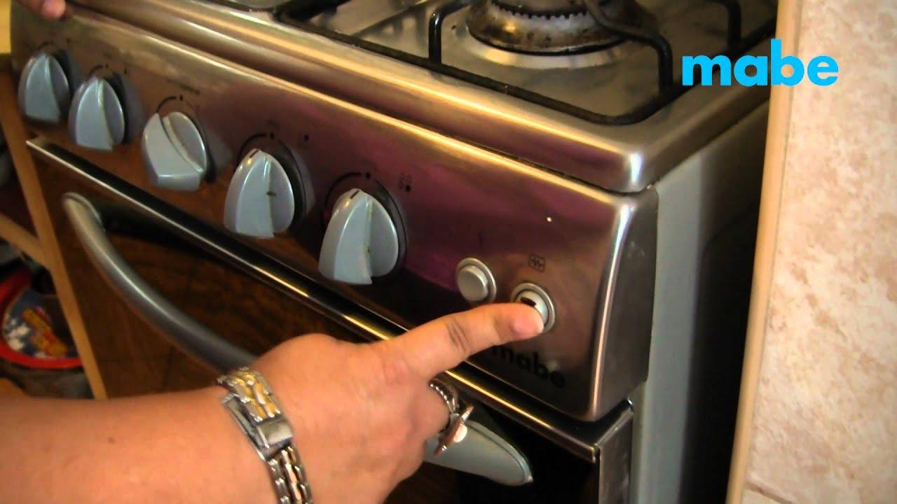 manual estufa mabe pdf