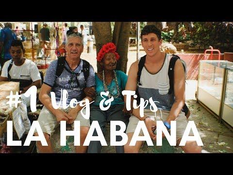 CUBA #1: La Habana | Vlog & Tips
