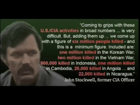CIA Whistleblower John Stockwell: The Praetorian Guard