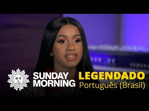 A Imparável Cardi B - CBS Sunday Morning (Legendado PT-BR)