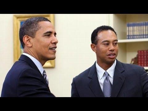 Media Obsessed with Obama Golf Game -What About Drones?!