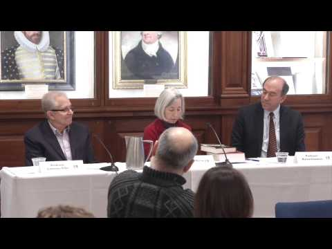 HLS Library Book Talk   Laurence Tribe: