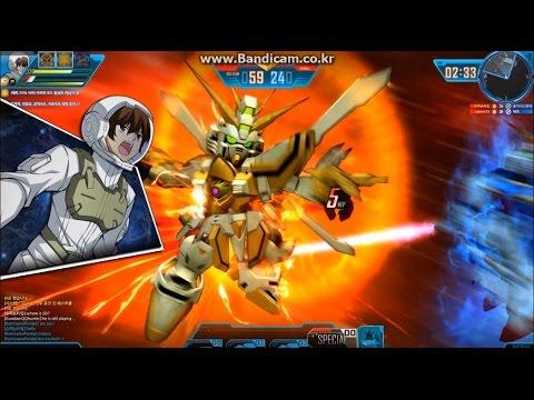 Sd Gundam Next Evolution Burning Gundam Super Play Clips