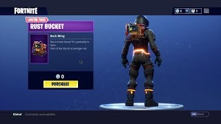 Rust bucket leaked??? | Fortnite Battle Royale