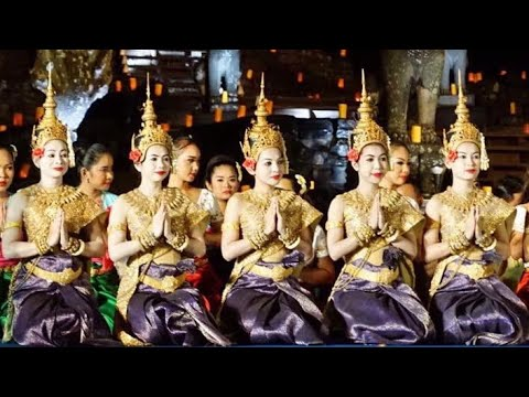 The Royal Ballet of Cambodia - Angkor Wat Show - Ballet Royal du Cambodge