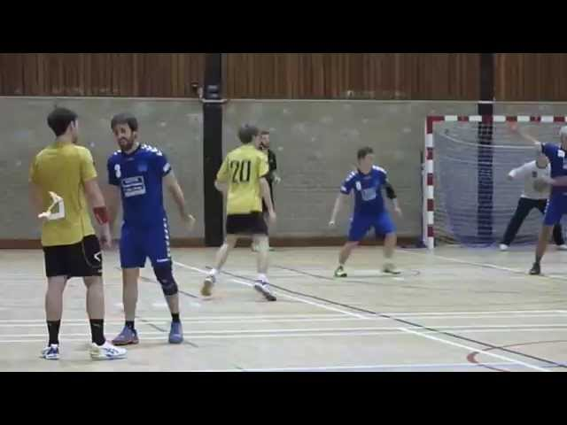 BHC TV - Brighton HC vs. Olycats Highlights 14/15