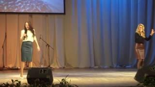 25.Анна Соловых ,Юлия Алексухина-Сумасшедший
