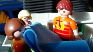Playmobil - Les vacances en camping-carc 1/4 (Concour Playmo Plume)