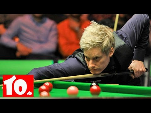 Top 10 Snooker Players