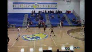 anoka ramsey vs rochester men s basketball 2 22 17